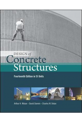 Bookstore design of concrete structures 14th (nilson, darwin) SI UNITS