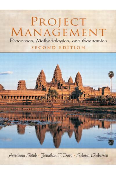project management  2nd (shtub, bard, globerson) project management  2nd (shtub, bard, globerson)