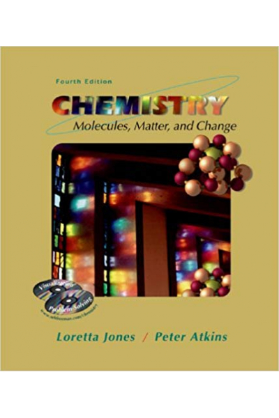 chemistry 4th (jones, atkins)