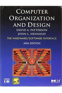 computer organization and design 4th (david a. Patterson)