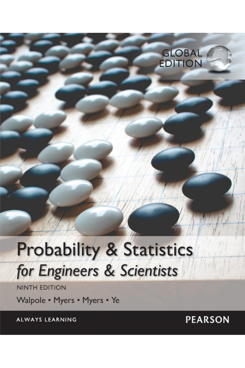probability and statistics for engineers and scientists 9th walpole