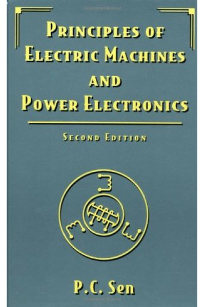 principles of electric machines and power electronics 2nd (p.c. sen) principles of electric machines and power electronics 2nd (p.c. sen)