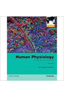 Bookstore human physiology 6th (johnson, ober, garrison, silverthorn)