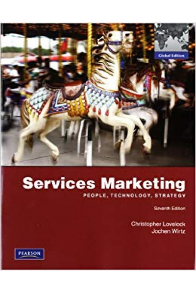 Bookstore services marketing people technology strategy 7th (lovelock, wirtz)