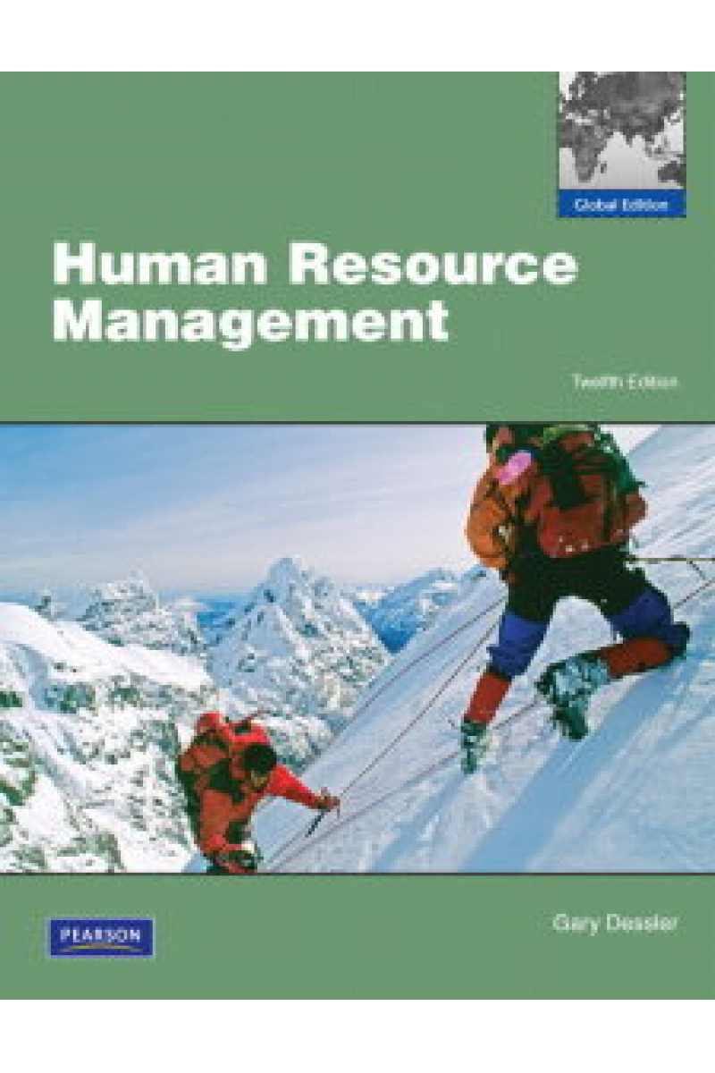 human resource management 12th (gary dessler) + mymanagementlab