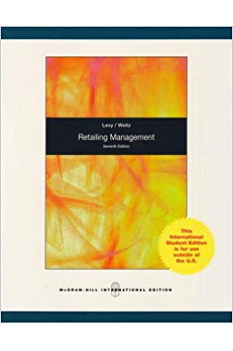 Bookstore retailing management 7th (michael levy, barton a. weitz)