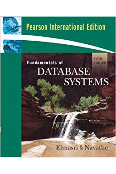fundamentals of database systems 5th (elmasri, navathe)