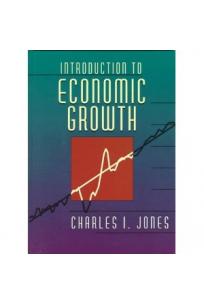 introduction to economic growth (charles jones)