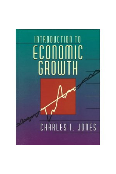 Bookstore introduction to economic growth (charles jones)