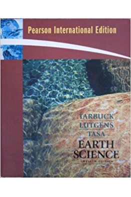 Bookstore earth science 12th (tarbuck, lutgens)