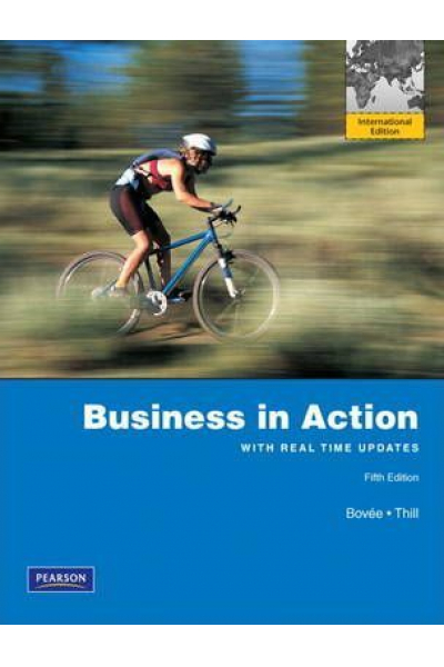 business in action 5th (courtland l. bovee, john v. thill)