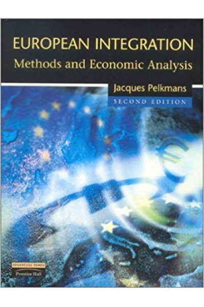 Bookstore european integration methods and economic analysis 2nd (pelkmans)