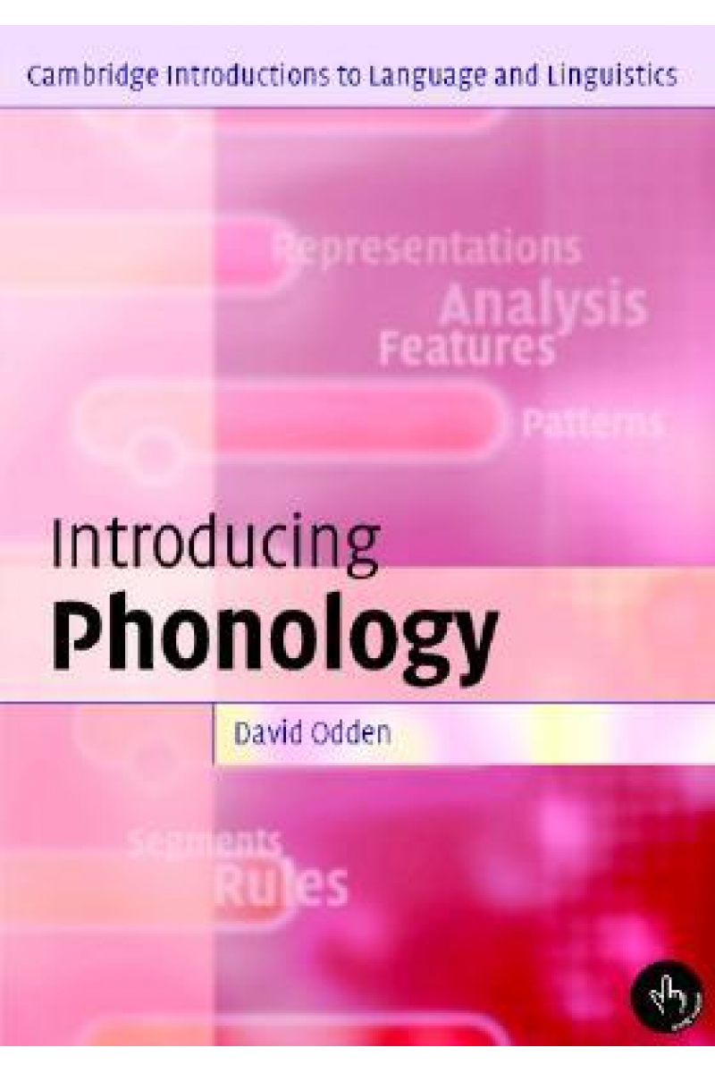 introducing phonology (david odden)