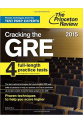 cracking the GRE 2015 the princeton review
