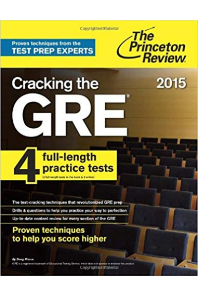 cracking the GRE 2015 the princeton review cracking the GRE 2015 the princeton review