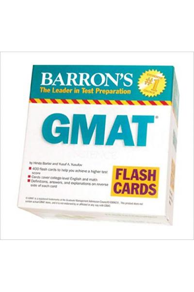 BARRON'S GMAT 400 FLASH CARDS
