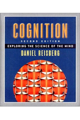 Bookstore cognition exploring the science of the mind 2nd (daniel reisberg)