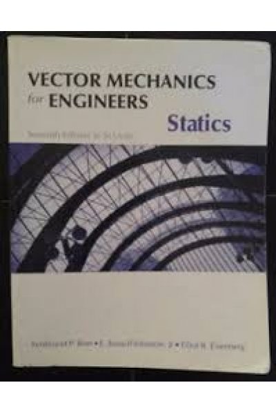 Bookstore vector mechanics for engineers-statics 7th (beer, johnston)