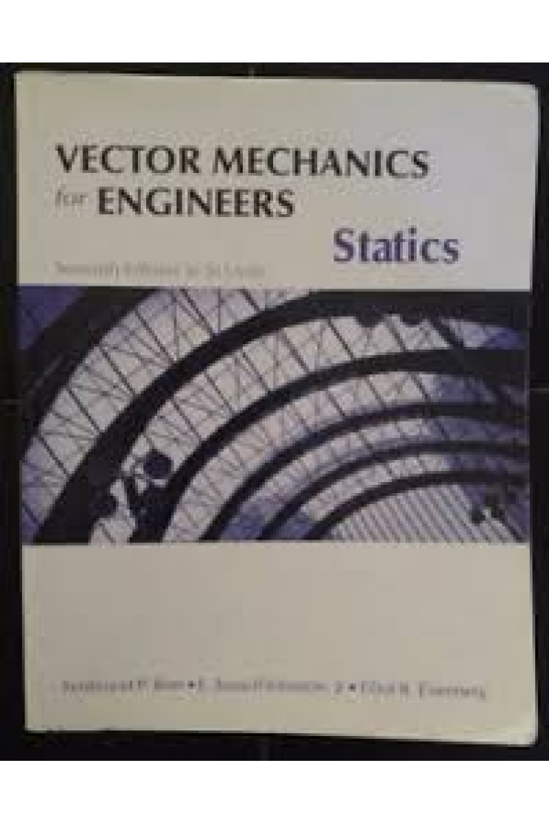 vector mechanics for engineers-statics 7th (beer, johnston)