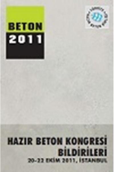 hazır beton kongresi bildirgesi 2011 hazır beton kongresi bildirgesi 2011
