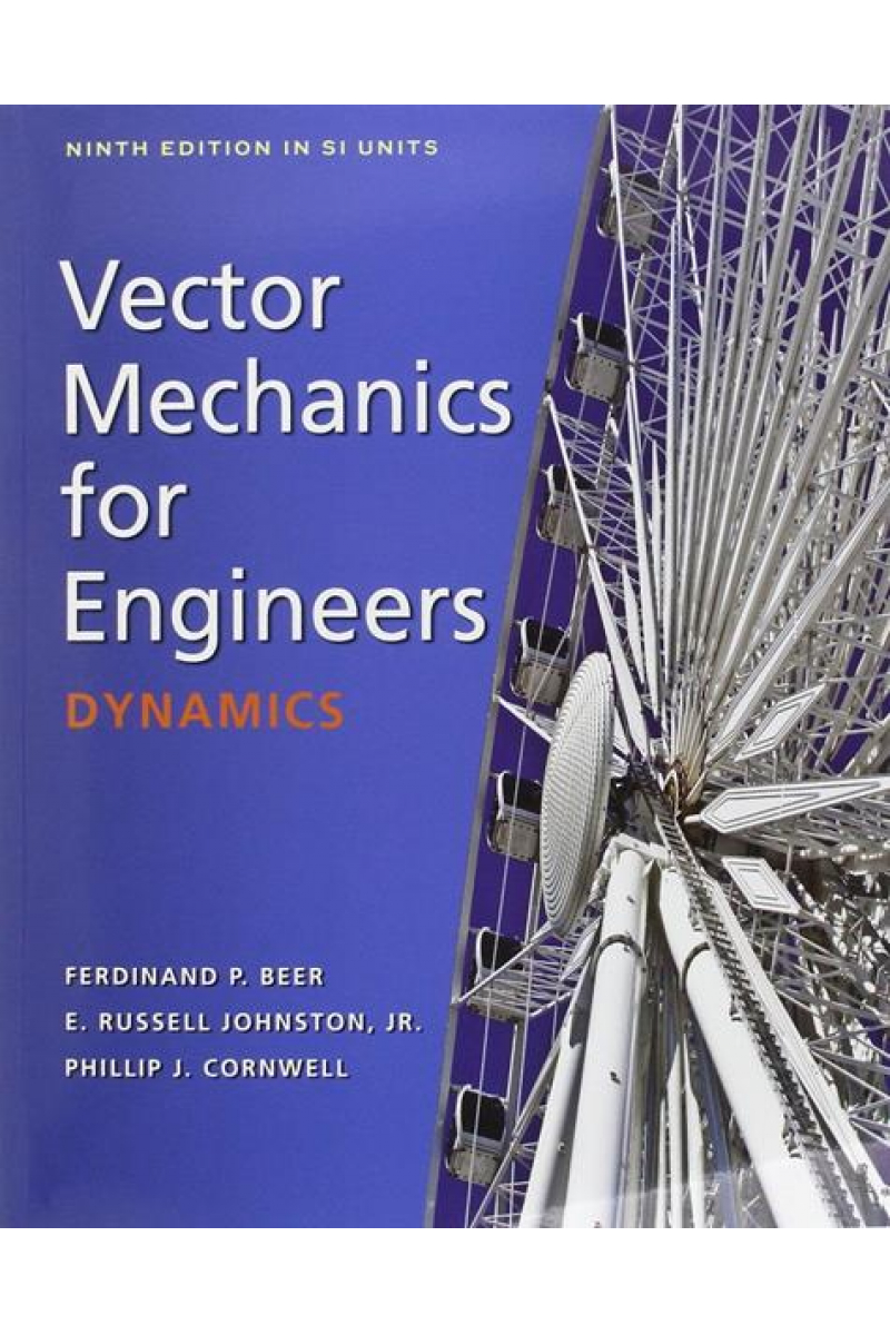 vector mechanics for engineers-dynamics 9th (beer, johnston)