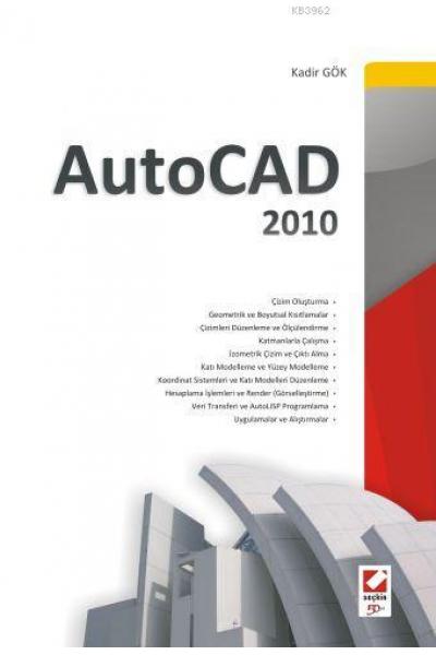 autocad 2010 (kadir gök)