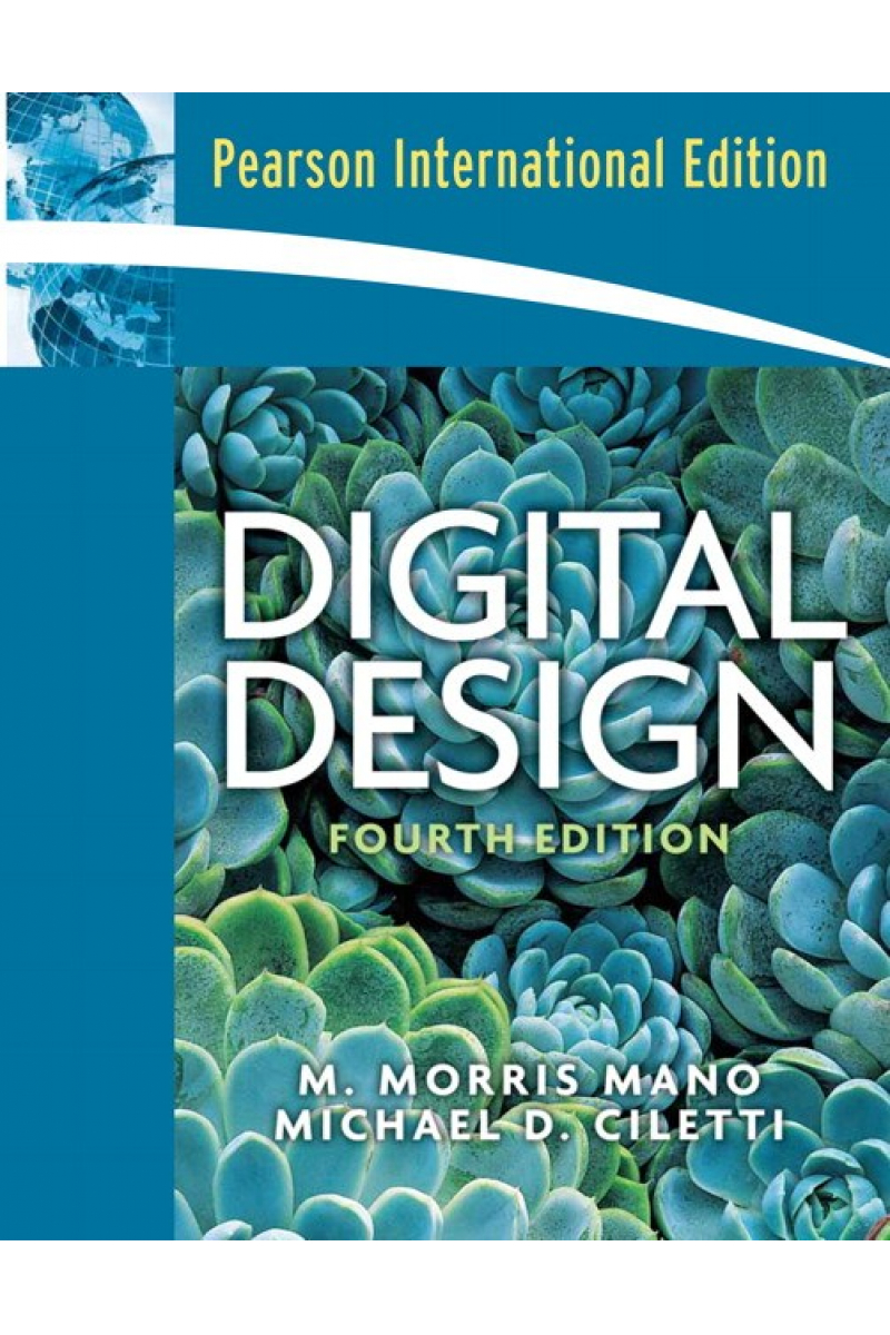 digital design 4th (m. morris mano, michael d. Ciletti)