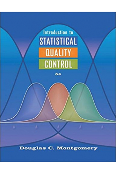 Bookstore introduction to statistical quality control 5th (douglas c. montgomery)