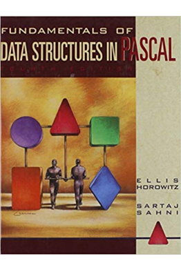 Bookstore fundamentals of data structures in PASCAL 4th (horowitz, sahni)