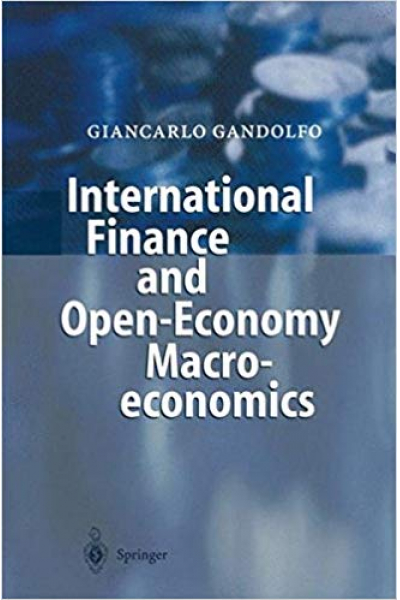 Bookstore International Finance and Open-Economy Macroeconomics 2002 Gandolfo