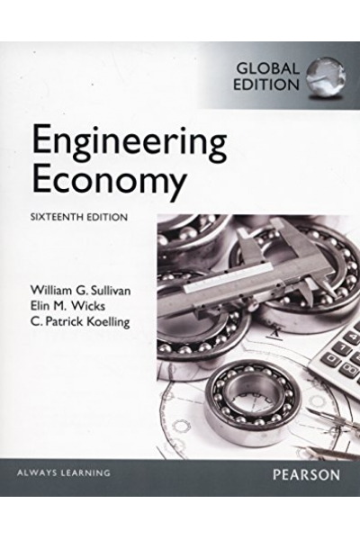 Bookstore engineering economy 16th (william g. sullivan)