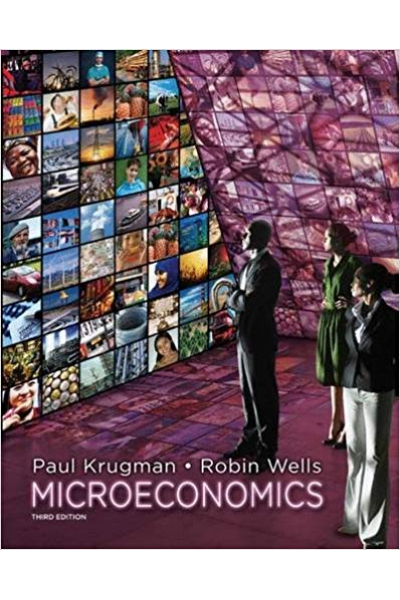 Bookstore microeconomics 3rd (paul krugman)