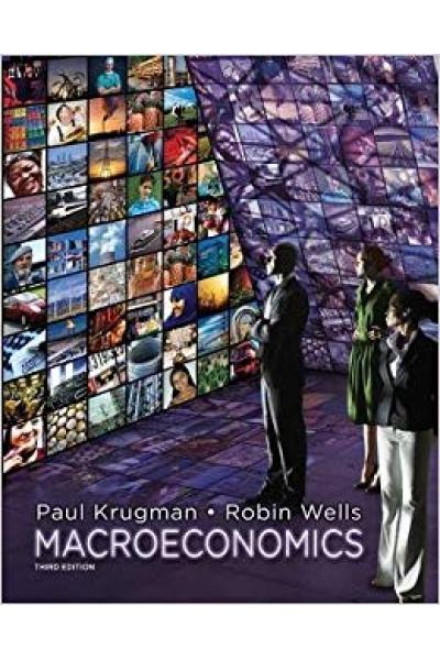 macroeconomics 3rd (paul krugman)