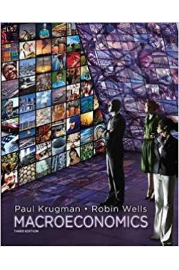 Bookstore macroeconomics 3rd (paul krugman)