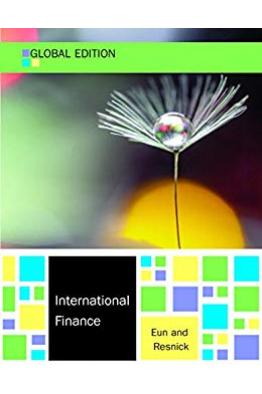 Bookstore international finance 7th (eun, resnick)