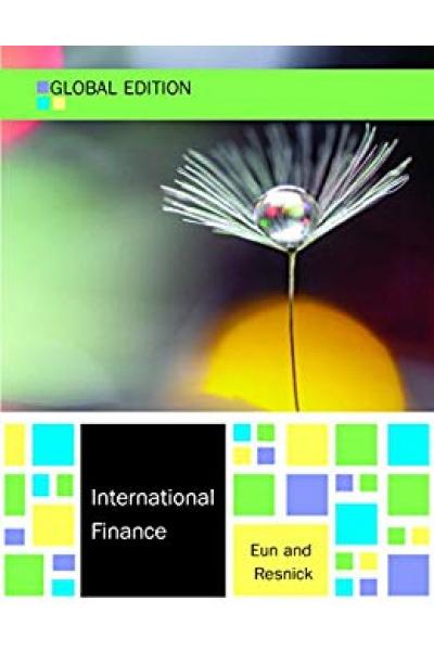 international finance 7th (eun, resnick) international finance 7th (eun, resnick)