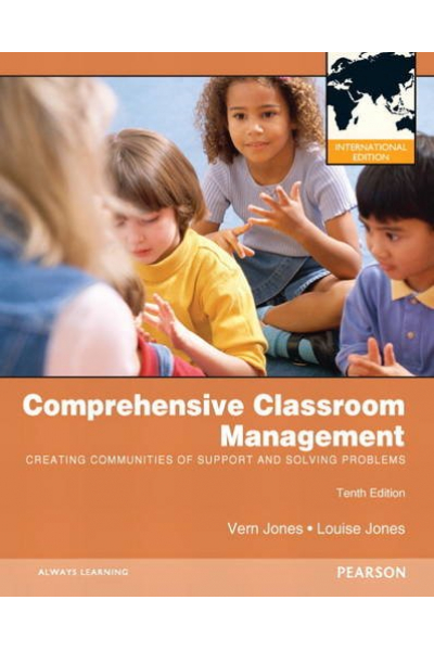 comprehensive classroom management 10th (vern jones, louise jones)