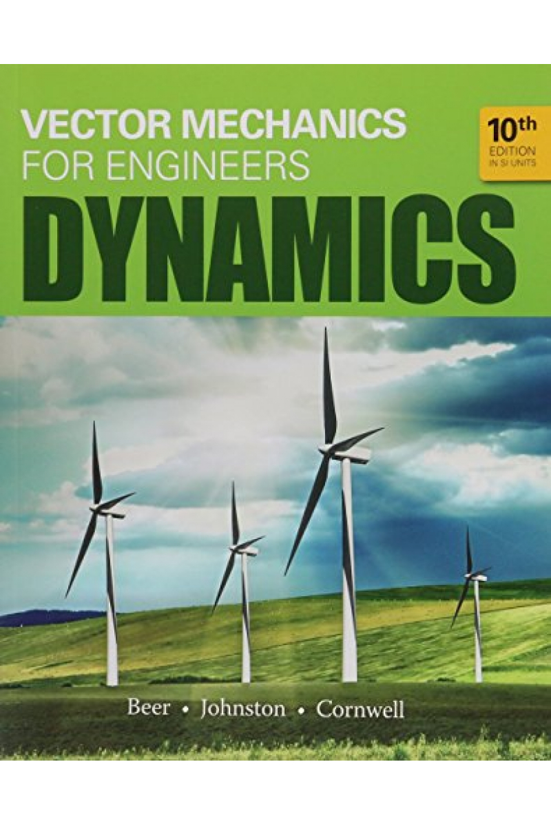 vector mechanics for engineers-dynamics 10th (ferdinand p. beer, e.russell johnston)