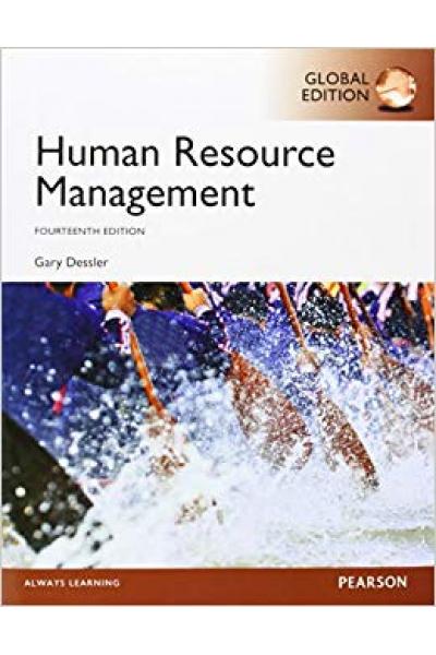 human resource management 14th (gary dessler)