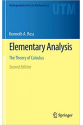 elementary analysis the theory of calculus 2nd (ROSS)