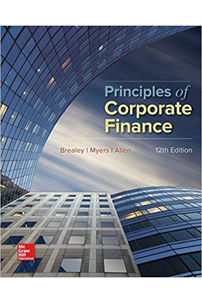 Principles of Corporate finance 12th (Brealey, Myers, Allen)