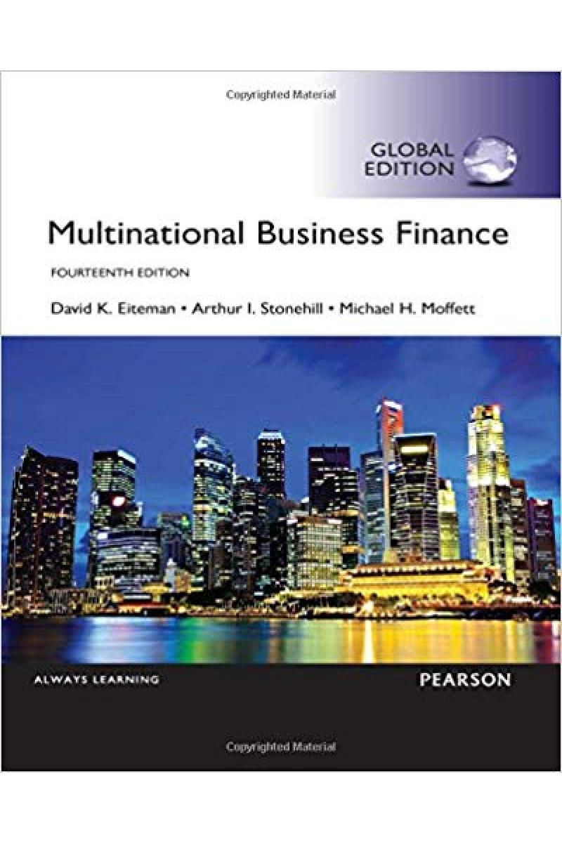 multinational business finance 14th (david k. eiteman, arthur i. stonehill, michael h. moffett)