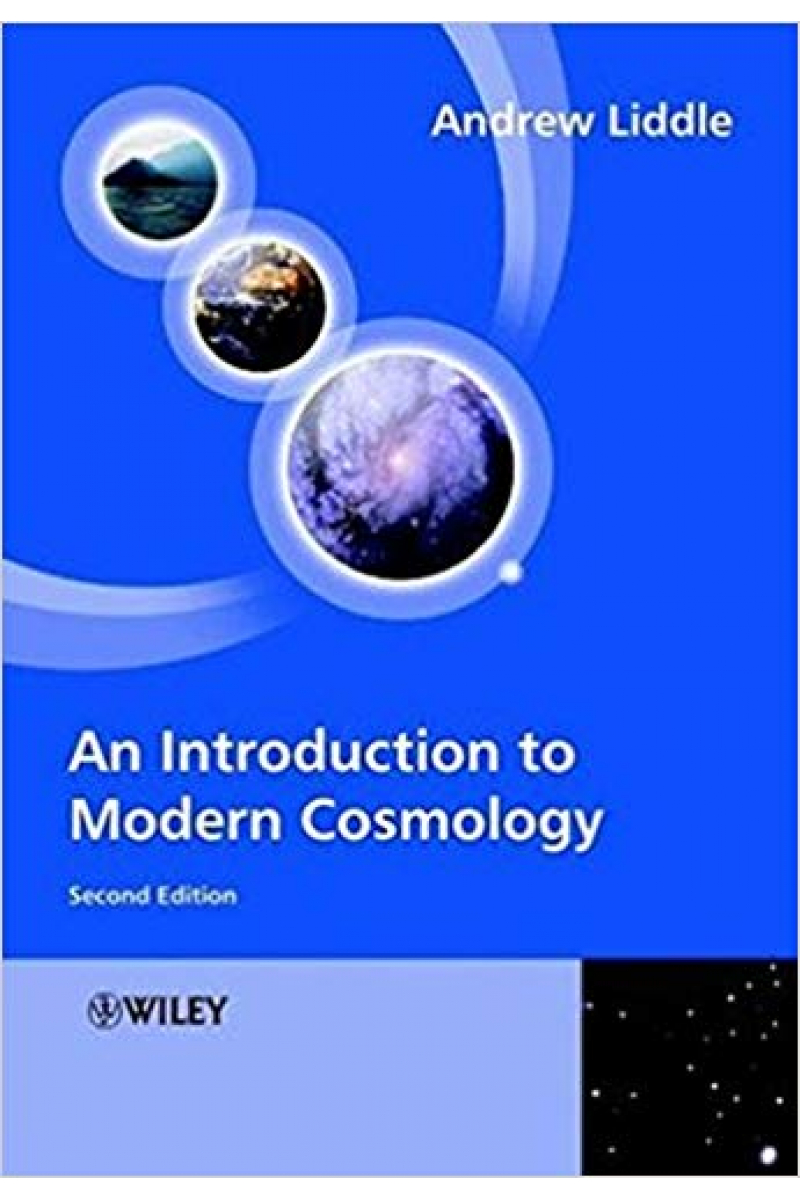 an introduction to modern cosmology 2nd (liddle)