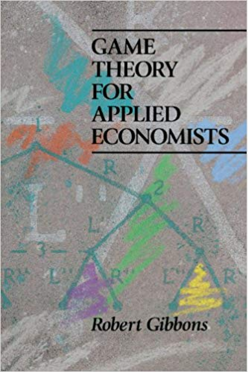 game theory for applied economists (robert gibbons)