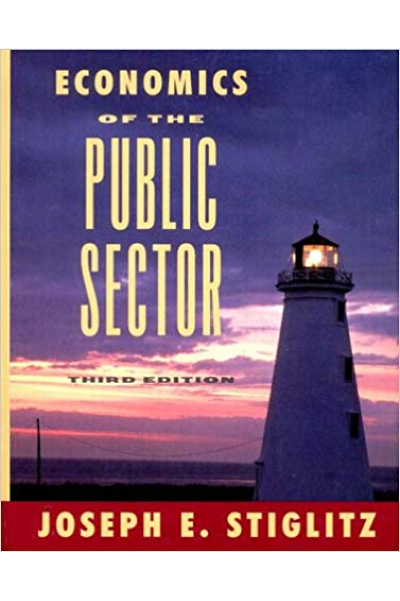 economics of the public sector 3rd (joseph e. stiglitz)
