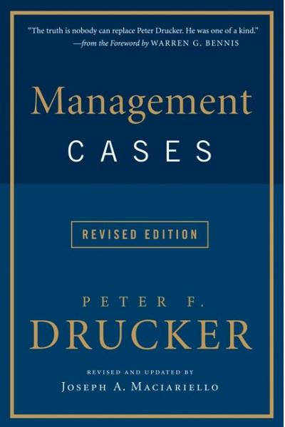 management cases (peter drucker)