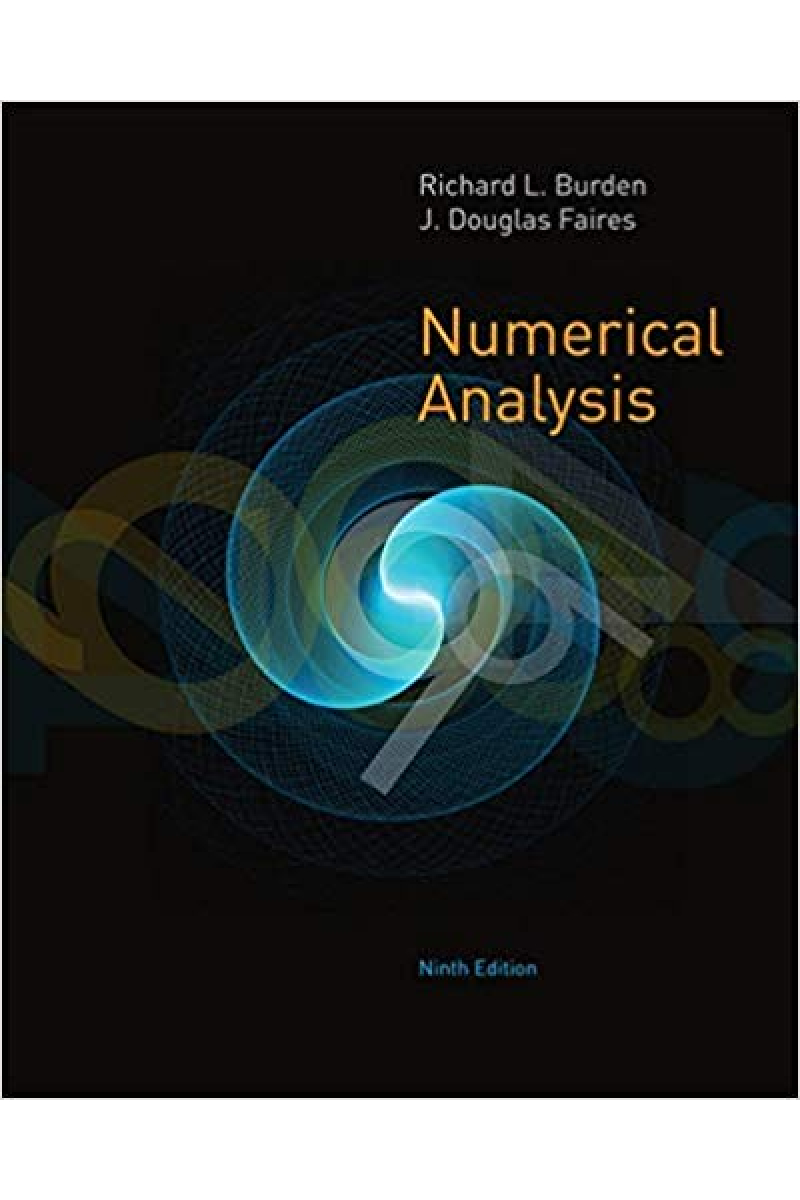 numerical analysis 9th (burden, faires)