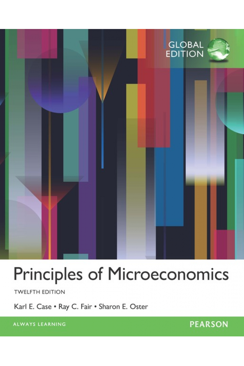 principles of microeconomics 12th (case, fair, oster)