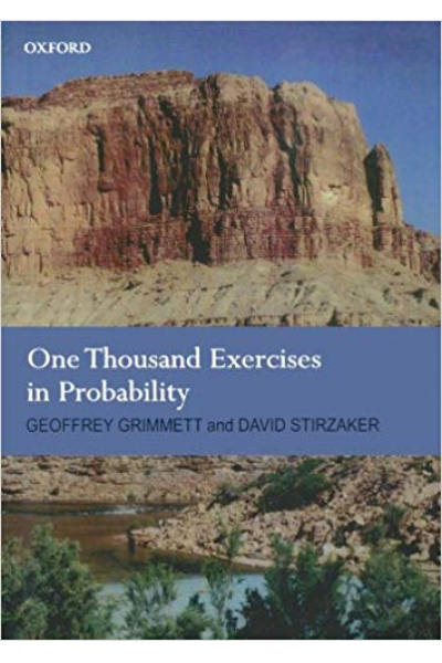 one thousand exercises in probability (grimmett, stirzaker)