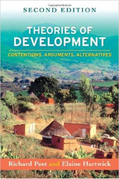 theories of development 2nd (richard peet, elaine hartwick)
